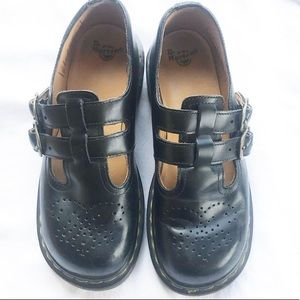 Dr. Martens Double Strap Mary Jane size 6